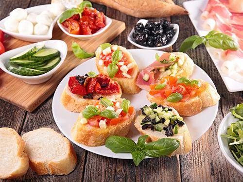 italiaanse-hapjes - wk catering purmerend